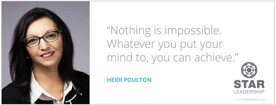 Heidi Poulton